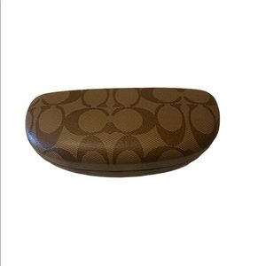 Coach Sunglasses Case Brand New